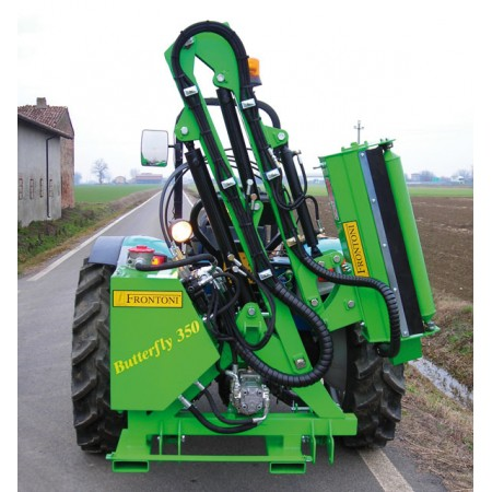 Heavy Duty Italian Hedge Cutter (1.7m reach)