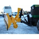 Heavy Duty Snow Blade For Compact Tractor 1.5m