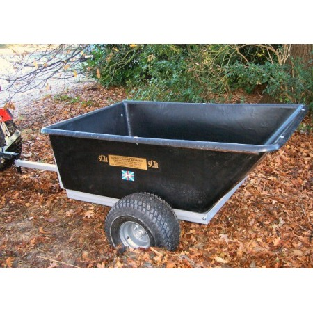 Large Capacity Plastic Trailer SCH-LCPTP