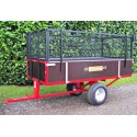 2 Wheel Timber Tipping Trailer - SCH GWTS15