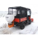 Spreader with Cab Mounted Control Box - 110L