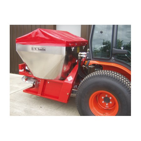 Tractor Mounted Salt Spreader - 600L