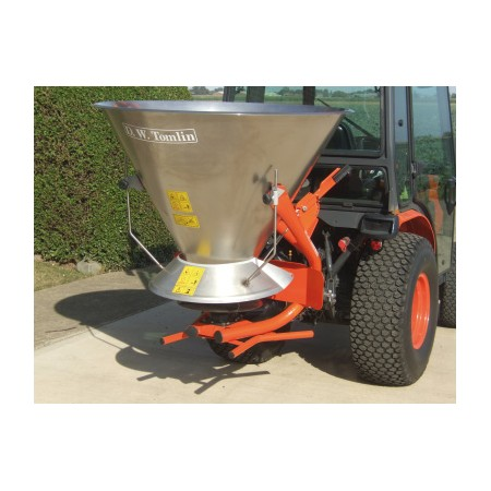 Salt Spreader - 400L - Tractor Mounted Disc