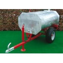 Galvanised Water Bowser - 1000L