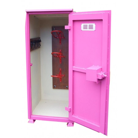 Mini Walk-In Tack Security Safe