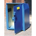 Compact Walk-In Tack Security Safe