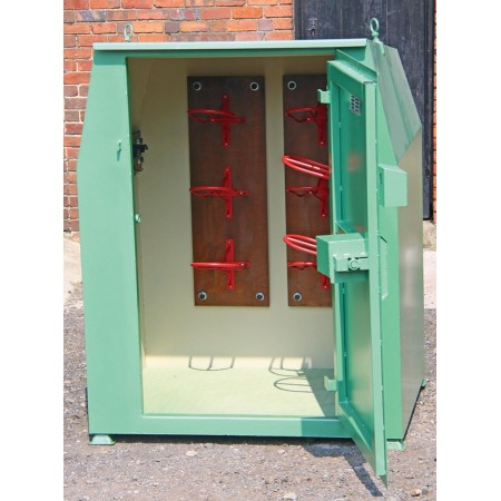 Superior Walk-In Tack Security Safe