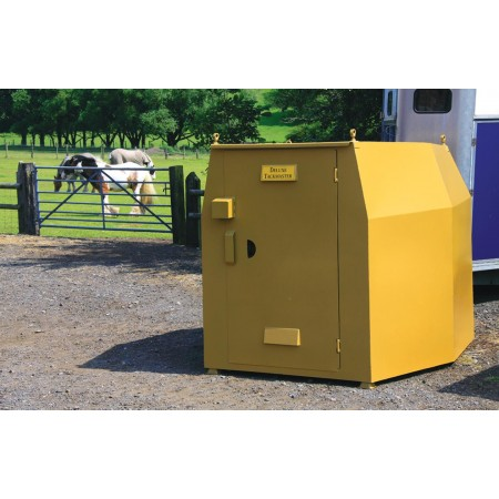 Deluxe Walk-In Tack Security Safe