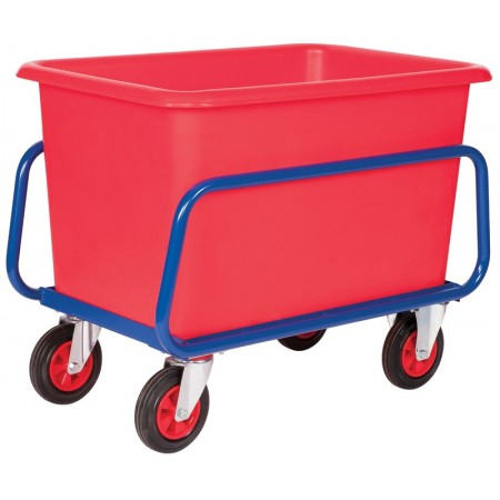 Container Truck Chassis Trolley (455 litre)