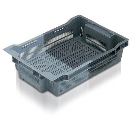 Euro Stack and Nest Container - Perforated (18 litre)