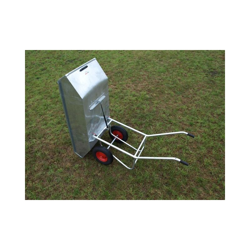 450 litre Dump Carrier - Galvanised