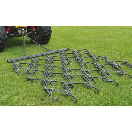 4' Chain Harrow - Double Length Mat