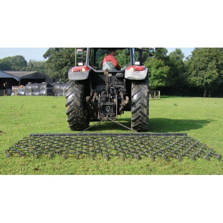 8' Chain Harrow - Double Depth Mat