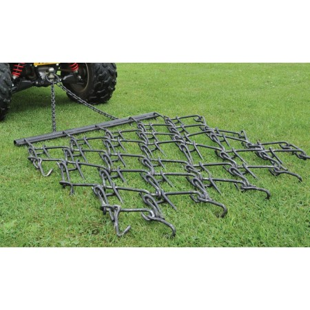 4' Chain Harrow - Premium