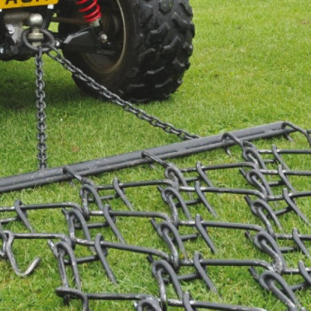 4' Heavy Trailed Chain Harrow