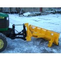 Heavy Duty Snow Blade For Compact Tractor 1.8m