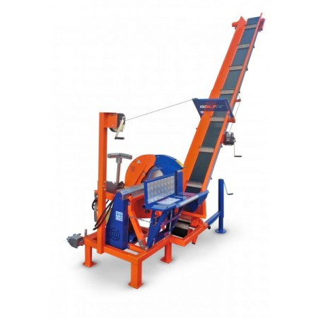 70cm Logging Saw Bench With Conveyor