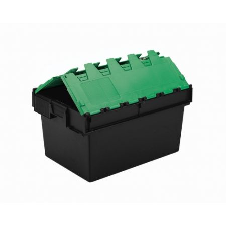 Euro Stacking Plastic Container (400 x 300 x 118)