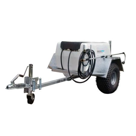 1200L Highway Tow Trailer Watering Unit - 12V - 19L/m