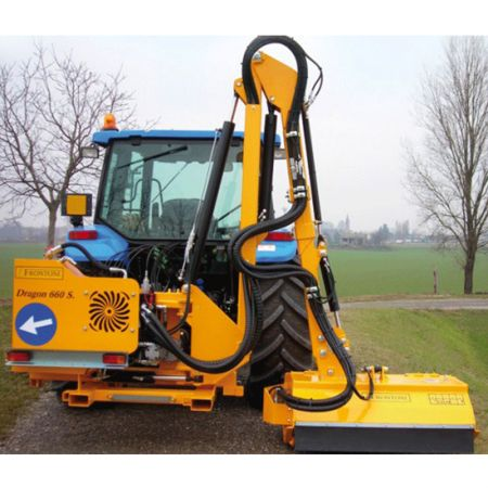 Professional Heavy Duty Italian Hedge Cutter (6.6m reach)