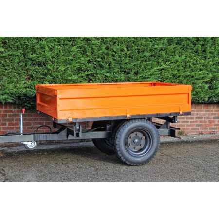 Tipping Trailer T1000 1 metric tonne