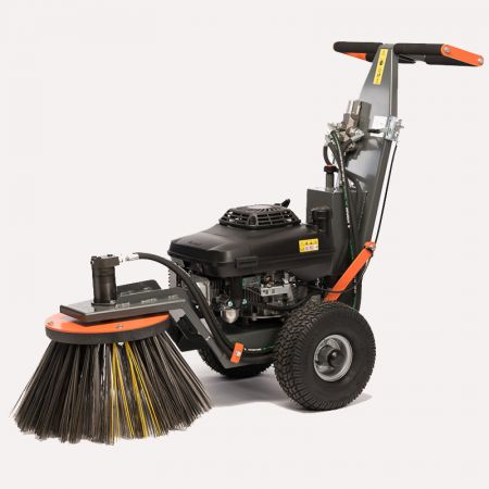 Cubb Weed Brush with Steel Brush Head