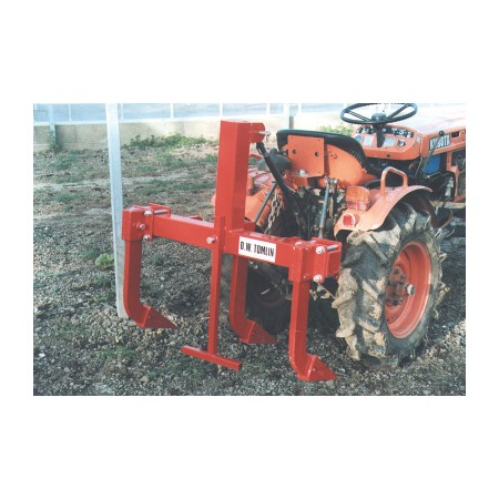 Heavy Duty Chisel Cultivator (5 Tine) 40hp