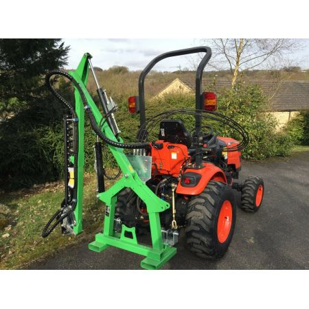1.5m Italian Heavy Duty Hedge Bush Cutter - Two sided