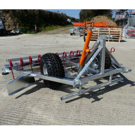 MG250 Menage Leveller with Tine Kit