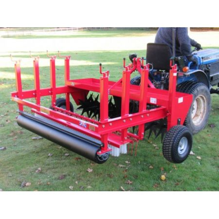"Combination Turf Groomer Unit Working Width 1500mm (60"")"