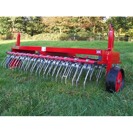 Scarifying Rake SCH SR4 - 60 inches wide