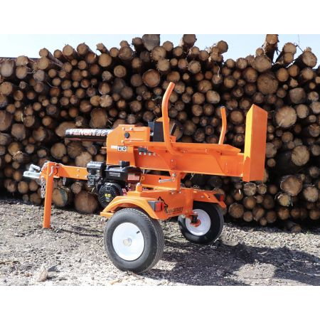 35 Ton Pro-Elite Log Splitter
