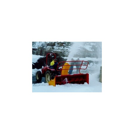 Municipal P.T.O. Tractor Mounted Snow Blower