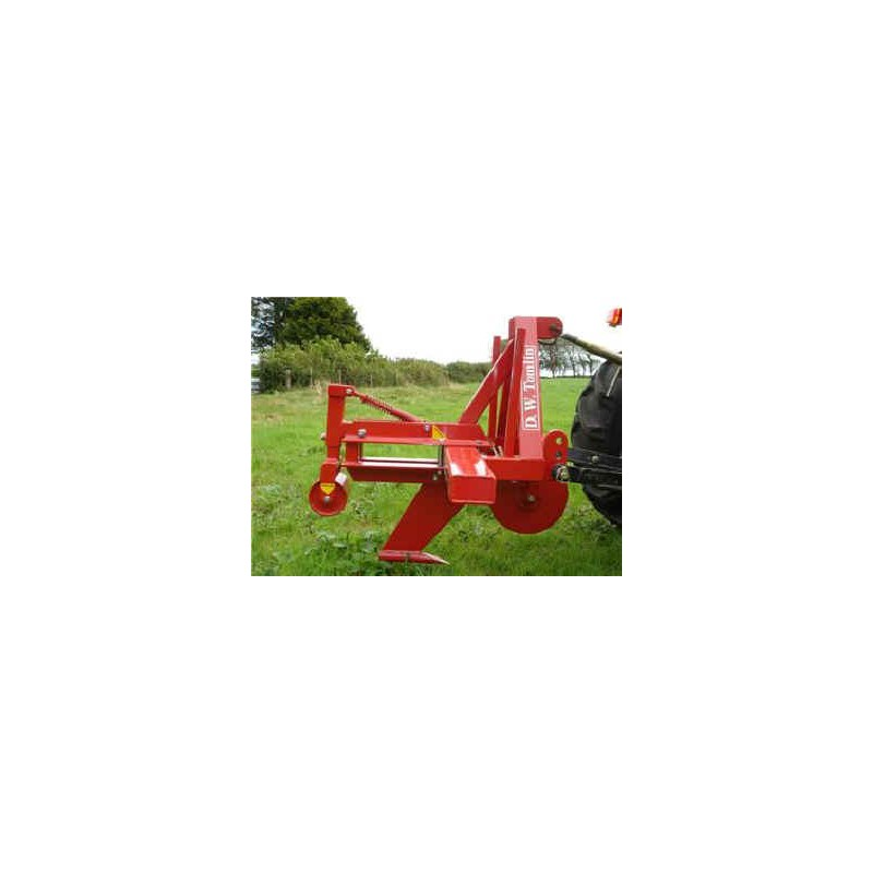 Heavy Duty Mole Drainer / Plough (Single Leg)