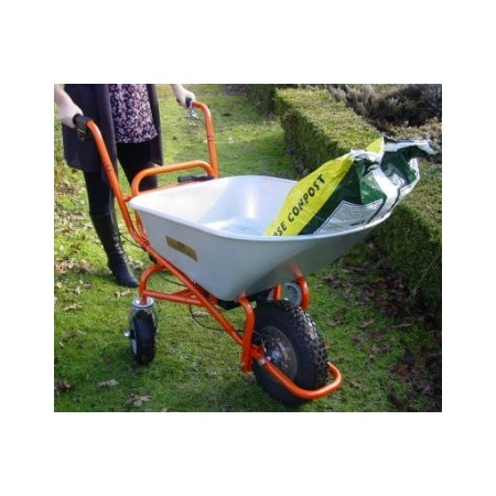 Petrol Powered Barrow -SCH BPP