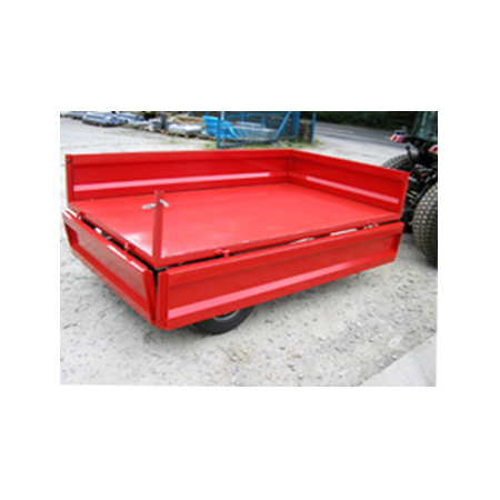 Tipping Trailers - 1.25 and 2.25 Ton