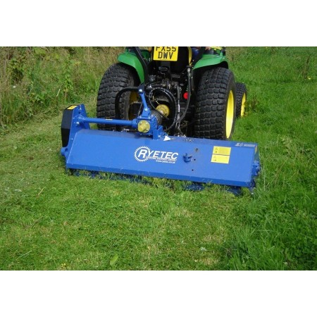 CONTRACTOR MINI FRONT/REAR MOUNTED FLAIL MOWERS