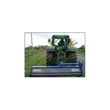 CONTRACTOR FRONT/REAR MOUNTED FLAIL MOWERS