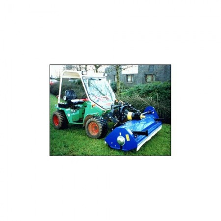PROFESSIONAL FRONT/REAR MOUNTED FLAIL MOWERS