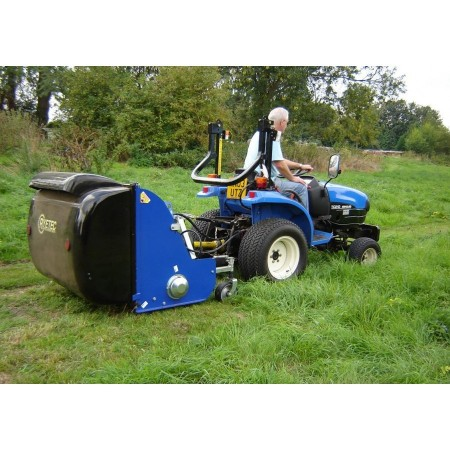 MINI FLAIL MOWER COLLECTOR