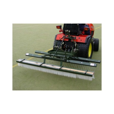 "3-point linkage grooming rake as above working width ( 1800mm (71"")"